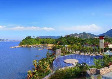 福建龙海原石滩酒店