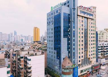 锦江之星风尚(贵阳浣纱路酒店)