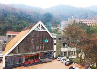 成都上境灵岩森林酒店