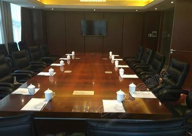 酒店小会议室