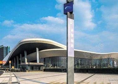 中国西部国际博览城展览展示中心
