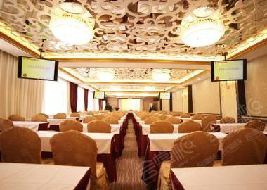 智骏丽景湖店宴会厅