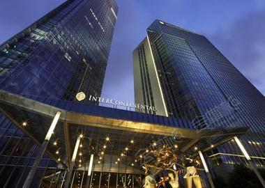 上海静安洲际酒店(原上海浦西洲际)