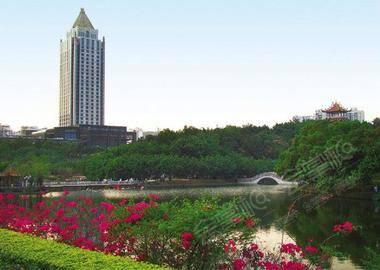 深圳友和国际大酒店(原唐拉雅秀酒店)