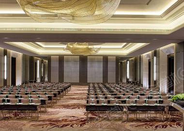 格澜大宴会厅I+II  Grand Ballroom I+II