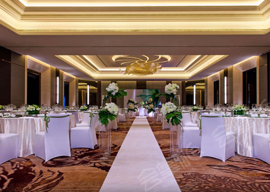 格澜大宴会厅I  Grand Ballroom I