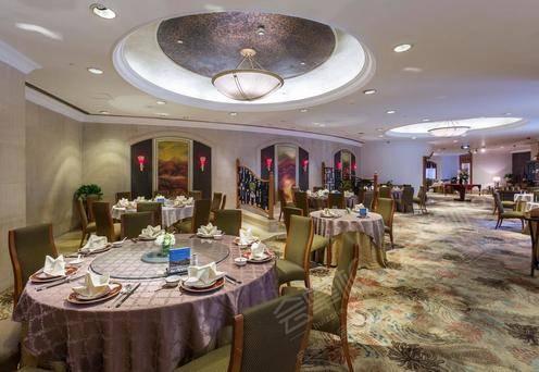 中餐厅大厅