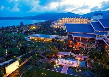 三亚亚龙湾喜来登度假酒店