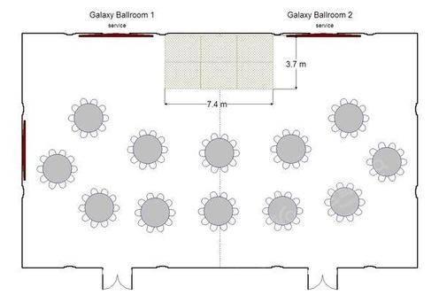Galaxy 宴会厅