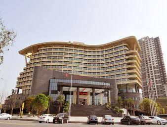 重庆合川华地王朝华美达广场酒店