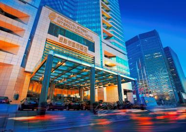 北京金融街国际酒店(原北京金融街洲际酒店)