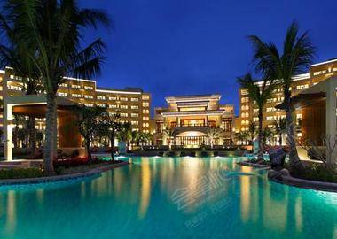 三亚海棠湾喜来登度假酒店