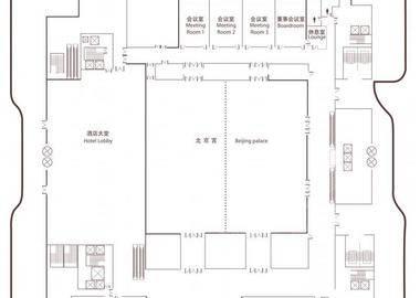 国际会展中心--北京宫