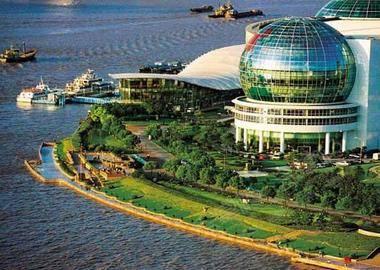 上海东方滨江大酒店(国际会议中心)