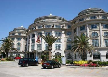 上海棕榈滩海景大酒店