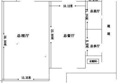 总理厅+总督厅