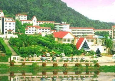 广州莲花山岭南佳园度假酒店