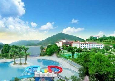 广州增城百花山庄度假村