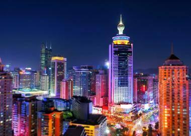 深圳彭年酒店