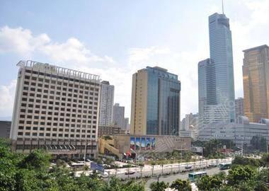 深圳长安大酒店