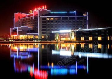 昆山錦溪湖大酒店