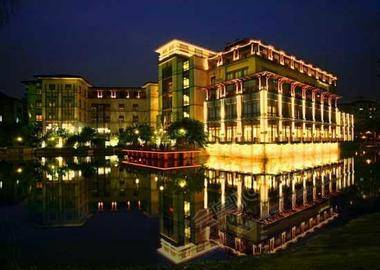 广州卓思道酒店(原雅居乐酒店)