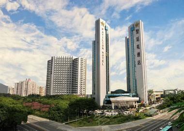 深圳中洲圣廷苑酒店