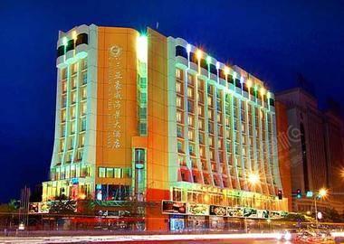 三亚豪威海景大酒店