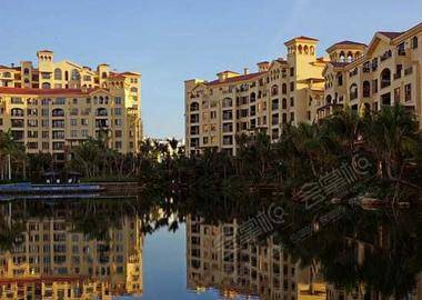 三亚山屿湖度假酒店