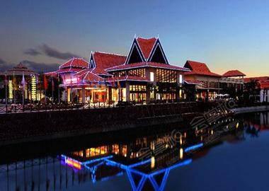 三亚南田温泉好汉坡凯莱度假酒店