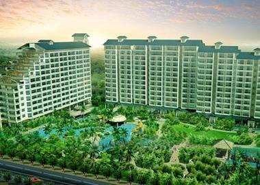 三亚椰林滩大酒店