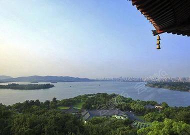 杭州西子宾馆.汪庄