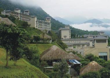 广州增城金叶子温泉度假酒店