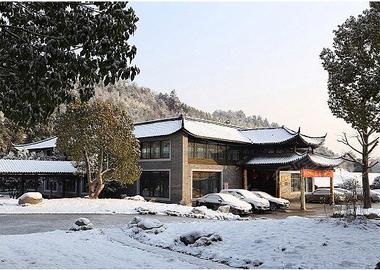杭州临安碧雪湖生态农庄