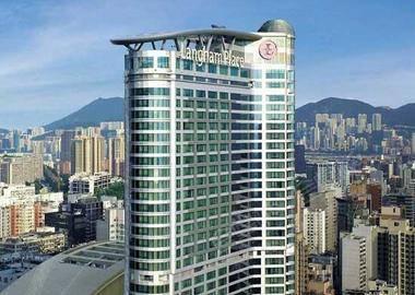 香港康得思酒店(旧称香港旺角朗豪酒店)