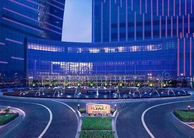 澳门君悦酒店(Grand Hyatt Macau)