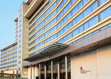 香港天际万豪酒店(Hong Kong SkyCity Marriott Hotel)