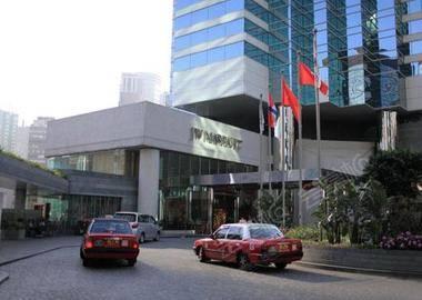 香港JW万豪酒店(JW Marriott Hotel Hong Kong)