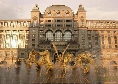 北京珠江帝景豪廷酒店合生财富广场