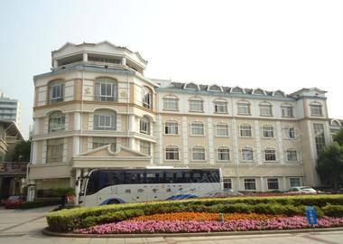 张家港沙洲宾馆