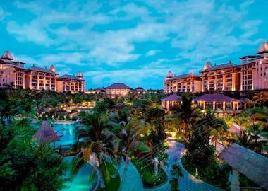 海南雅居乐莱佛士酒店