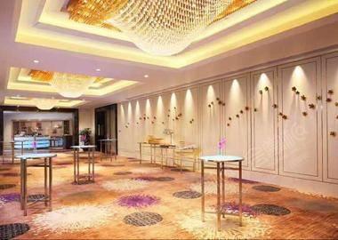 宴会厅走廊