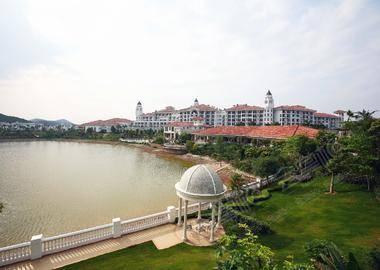 江门市台山碧桂园凤凰酒店