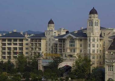 湖北咸宁碧桂园凤凰温泉酒店