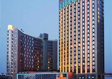 南昌白金汇海航酒店