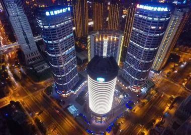 杭州钱江新城万怡酒店