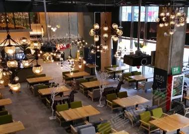 深圳湾分店1楼会议室