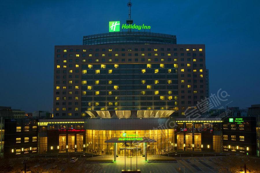 银川国贸中心假日酒店