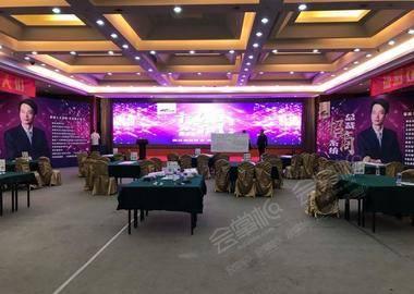 第一会议室(带LED大屏幕