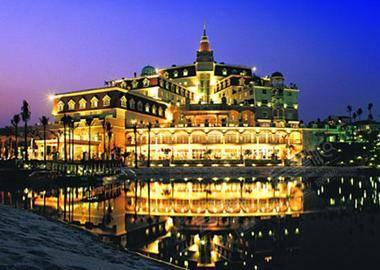 佛山祈福仙湖酒店